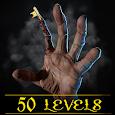50 Levels Free New Room Escape Games icon