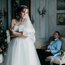 Wedding photographer Nina Zverkova (ninazverkova). Photo of 24.12.2017