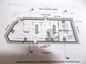 appartement à Saint-Malon-sur-Mel (35)