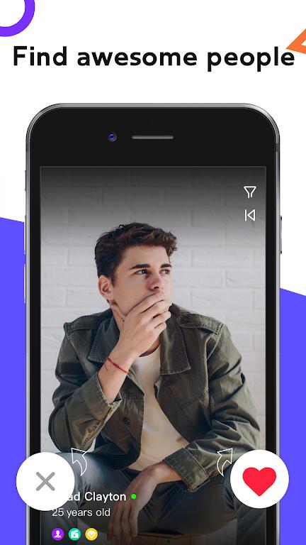 Skout társkereső app
