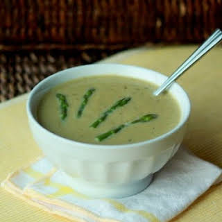 Asparagus Soup Recipe Without Cream.