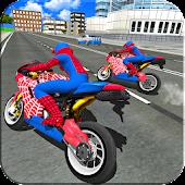 Tải Game Bike Super Hero Stunt Driver Racing
