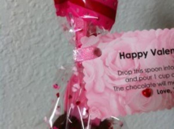 Valentine Spoon Gift Recipe