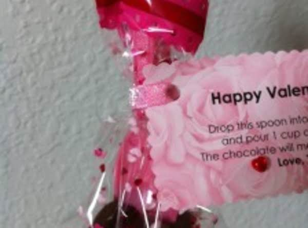 Valentine Spoon Gift Recipe