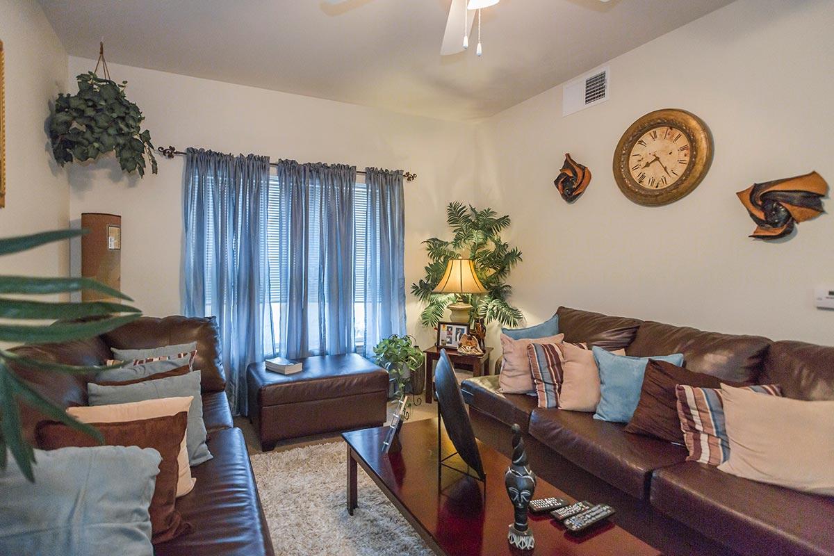 One bedroom parallel senior villas apartments for One bedroom senior apartments