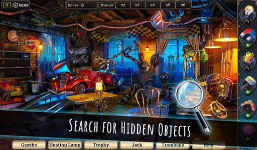 Coastal Hill Mystery - Hidden Object  screenshots 4