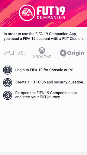 EA SPORTSu2122 FIFA 19 Companion 19.1.1.181941 screenshots 1