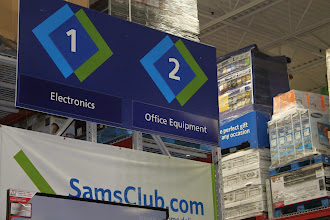 Photo: Of all the savings clubs out there, Sam's Club is the only one that is organized well enough for me.