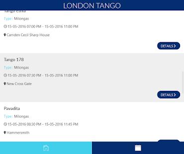 London Tango