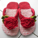 Knitted Sandals icon