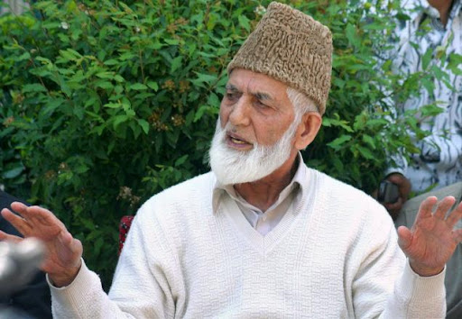 Geelani to campaign for Kashmiri detainees in Indian jails