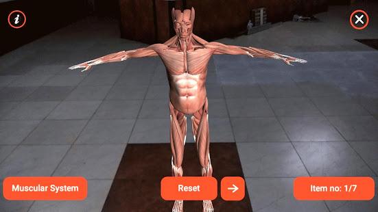 Download AR Human Organs For PC Windows and Mac apk screenshot 1