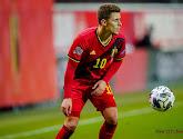 """Thorgan Hazard vindt het geen evidentie dat hij in deze ploeg mag spelen: """"We zijn een heel grote ploeg geworden"""""""