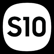 S10 One UI White AMOLED - Icon Pack