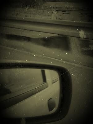 On the road sulla vecchia Ford!  di manolina