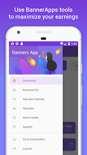 Banners App Screenshot