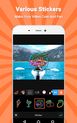 VivaVideo - Video Editor & Photo Movie APK screenshot thumbnail 4