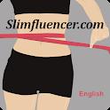 Slimfluencer - Get slim by listening. icon