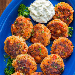 Salmon Patties Recipe (VIDEO).