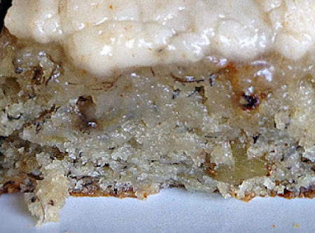 Banana Bread Bars with Brown Butter Frosting Recipe
