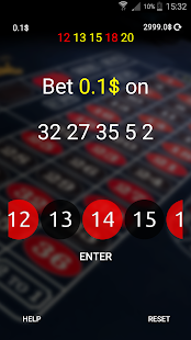 Roulette Predictor AD FREE- screenshot thumbnail