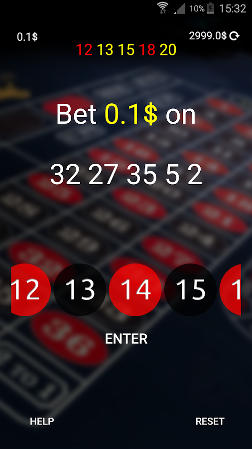 Roulette Predictor AD FREE- screenshot