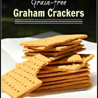Grain Free Graham Crackers.