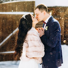 Wedding photographer Eduard Bosh (EduardBosh). Photo of 23.02.2018