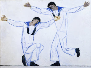 "Photo: Ο πίνακας ""Two greek sailors"" του Κράξτον"