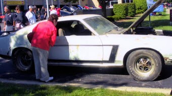 The First Mustang