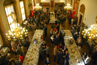 Photo: Welcome Reception at the City Hall of Copenhagen