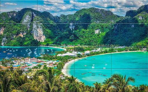 Asia Puzzle  screenshots 9