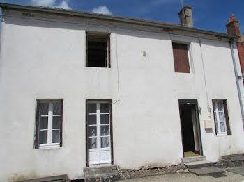 maison à Génelard (71)