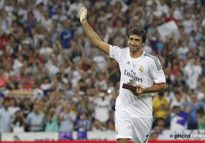 Raul beschikt nog steeds over neus voor doelpunten!