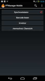 FFManager Mobile – Miniaturansicht des Screenshots