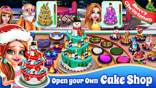 Christmas Cooking: Crazy Restaurant Mod Apk (Unlimited Money) 8