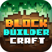 Block Builder Craft: House Building & Construction Android APK Download Free By Fat Lion Games: Crafting & Building Adventure