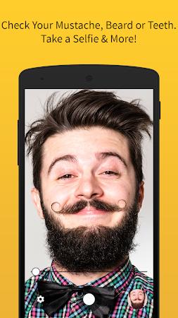 Mirror Mustache Makeup Selfie 1.1 screenshot 5335