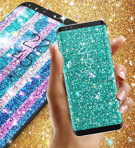 Glitter Live Wallpaper Revenue Download Estimates Google Play