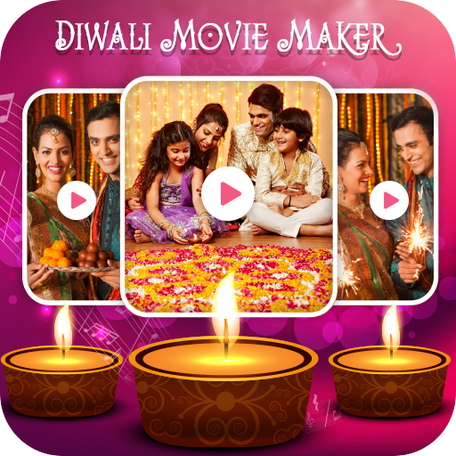 Diwali Photo Video Maker 2017