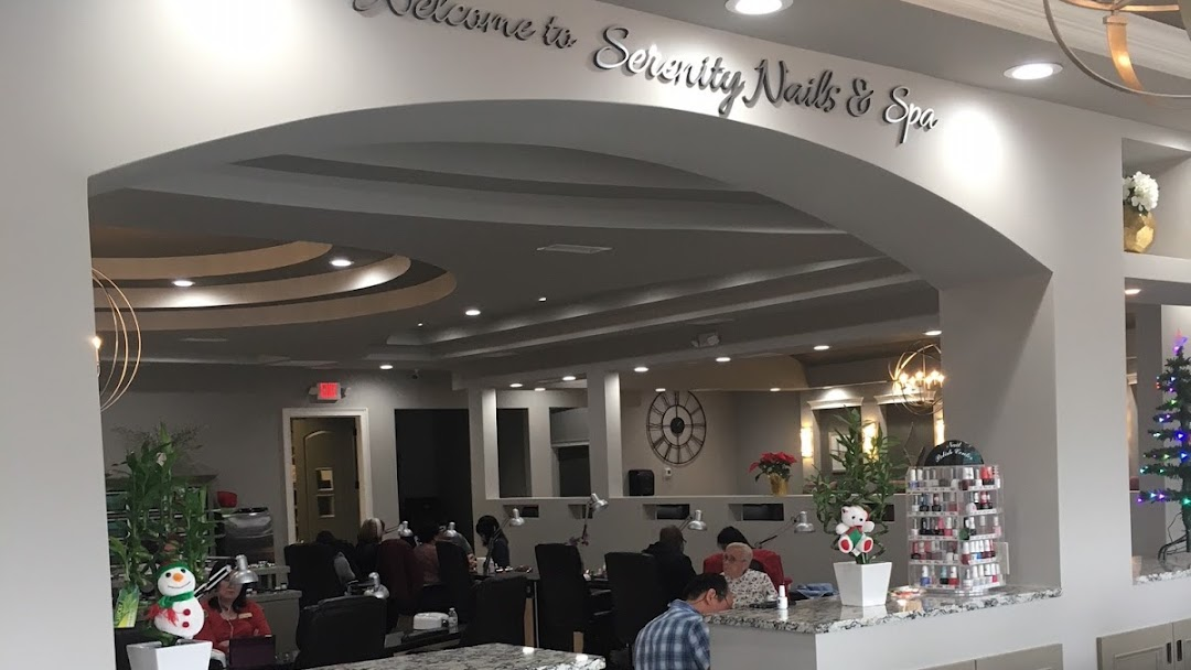 Serenity Nails & Spa - Nail Salon in Simpsonville