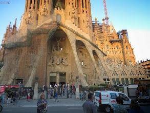 Photo: Es de esos edificios que es imposible transmitir la escala y el detalle.