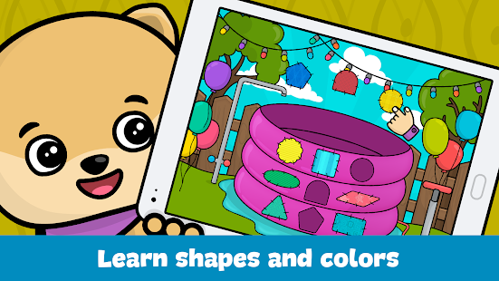 Baby games for 2 to 4 year olds- screenshot thumbnail
