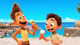 Fotograma de 'Luca', la película de Disney que se estrena este viernes en todo el mundo.