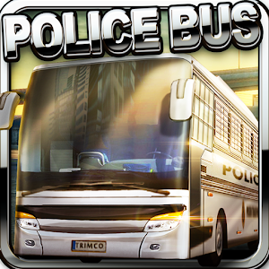 3D Police Bus Prison Transport for PC and MAC