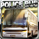 3D Police Bus Prison Transport