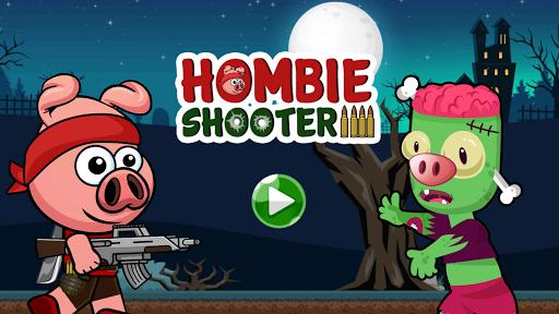 Hombie - Zombie Shooter Free Fire 2.5 screenshots 1