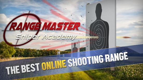 Range Master: Sniper Academy - náhled