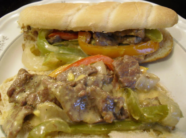 Cheesesteak Sandwiches Recipe