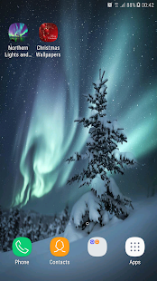Aurora Northern Lights Wallpapers ( HD ) - náhled
